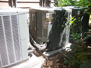 furnace and heat pump